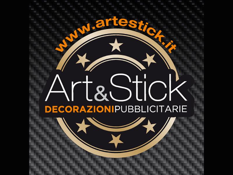art&stick decorazioni pubblicitarie